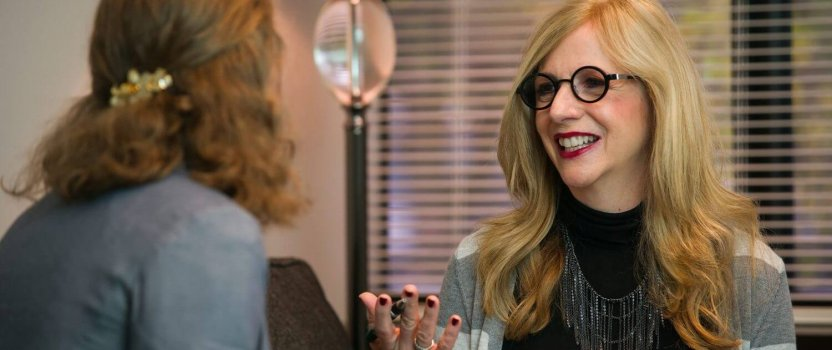 Meet Our Founder: Pam Feinberg-Rivkin